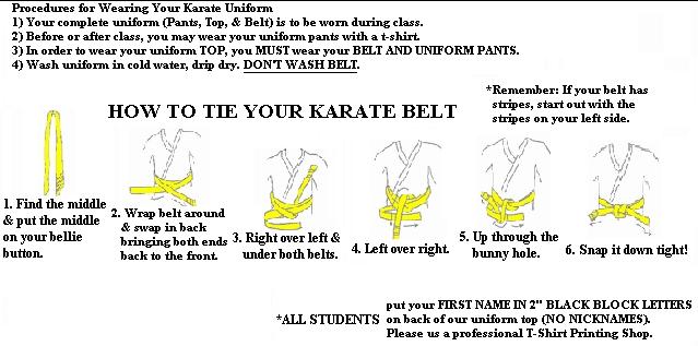 (belt tie)